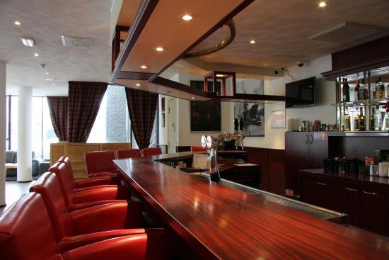 Bastion Hotel Rotterdam Zuid: Hotel Bar