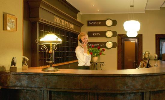 Hotel Ukraina : Арт-отель