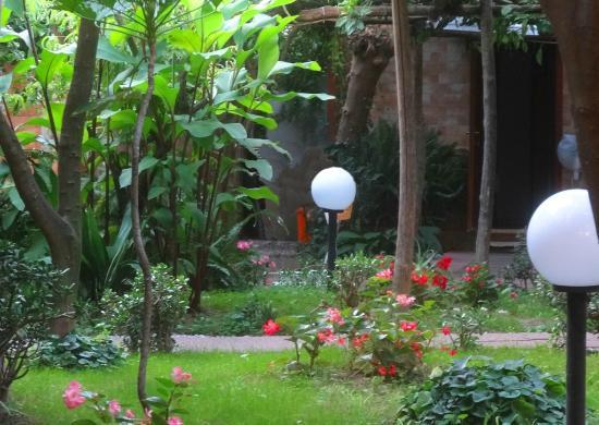 Capricornio Club: giardino
