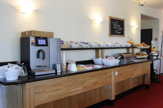 Bastion Hotel Leiden Voorschoten: Buffet