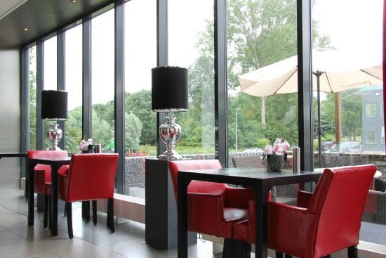 Bastion Hotel Rotterdam Alexander: Hotel Restaurant
