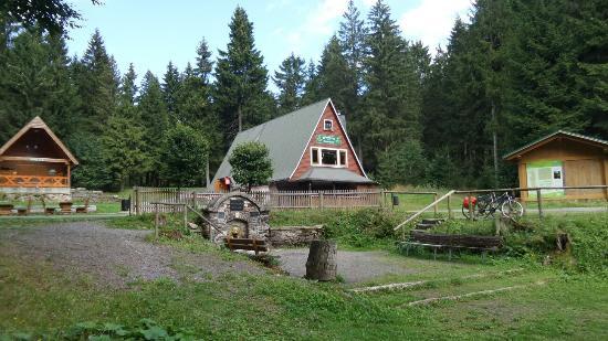 Wirtshaus an der Werraquelle
