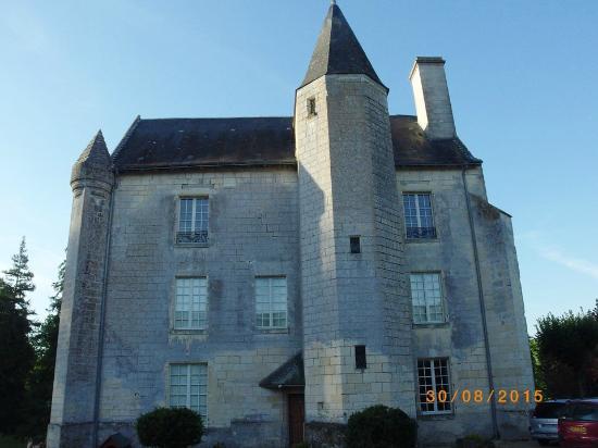 Le-Petit-Pressigny, Frankreich: chateau