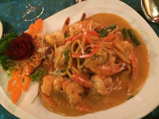 Thai Orchid Restaurant Palmerston North Restaurant