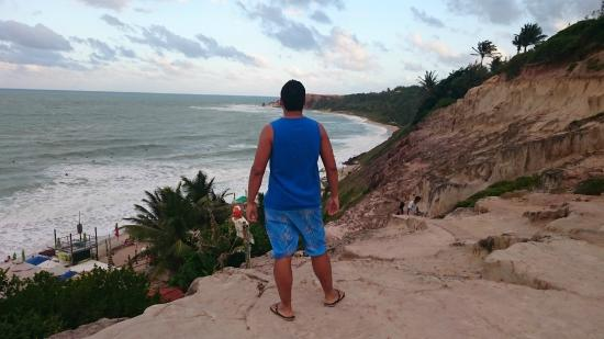 Amor Beach: Vista da praia