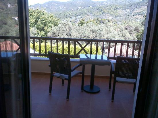 Sun Accommodation: balcone