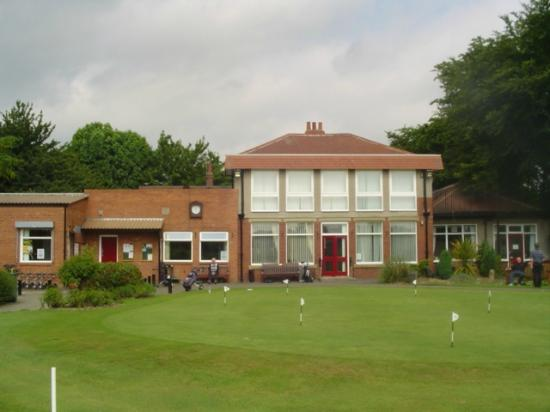 Gosforth, UK: Clubhouse