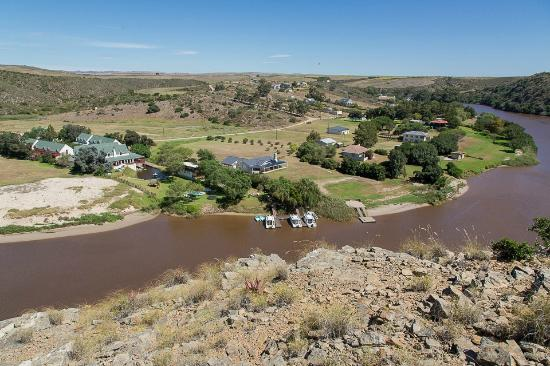 Malagas South Africa  city pictures gallery : Bridge Breede River Malagas 7 January 2016 Picture of Breede River ...