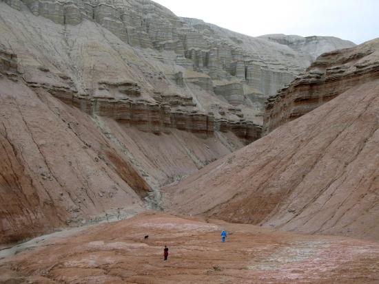 Almaty Region, Kazakhstan: Дело было на Марсе