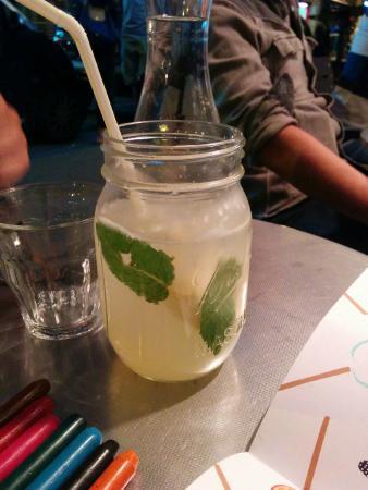 Paris New York: Limonada casera