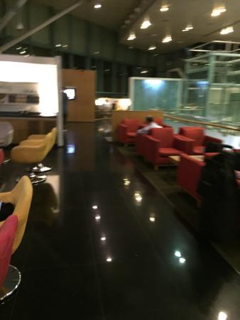 Dnata Lounge