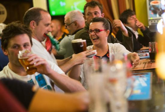 The Golden Lion: Good times at the Lion