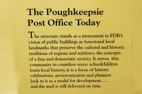 The Poughkeepsie Post Office: Attraction Helpful Info