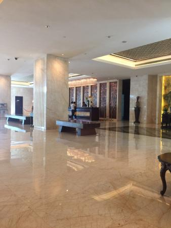 Shaoxing County, Κίνα: Tianma Narada Hotel