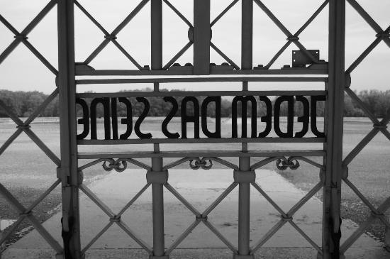 Gedenkstätte Buchenwald: ingresso