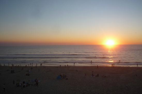 Camping Airotel de la Cote d'Argent: La plage