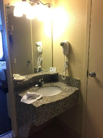 Bathroom Cabinets Virginia Beach bathroom vanity - picture of four pointssheraton virginia
