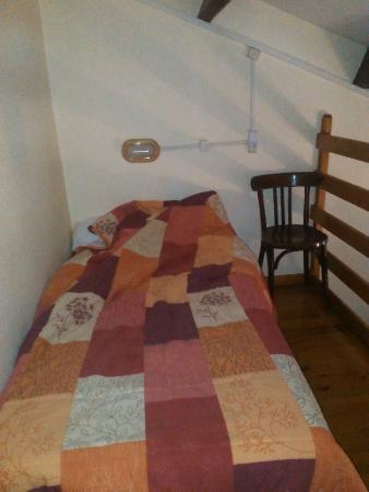 Bungalotel La Reserve : Chambre mezanine