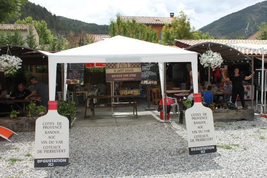 le petit snack du petit marché de provence