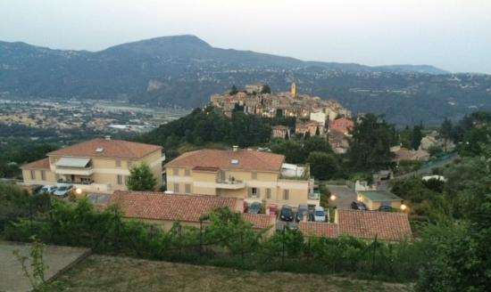 Escale d'Azur : Il borgo di Gattières