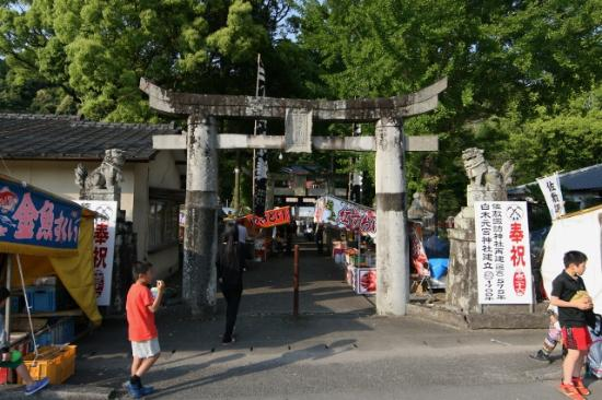 Sashiki Suwa Shrine