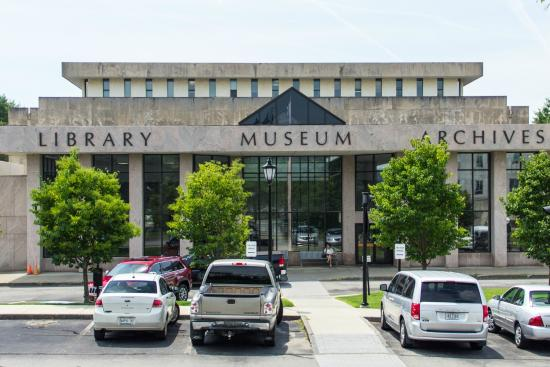 View from Capitol Grounds - Picture of Maine State Museum ...