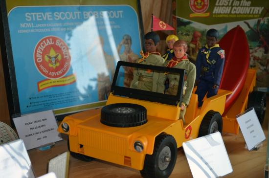 Spencer Doll And Toy Museum: Boy Scout Exhibit