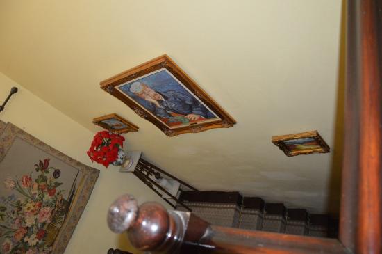 Hostal Santa Maria : La scala