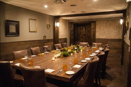Avvino : Private Dining