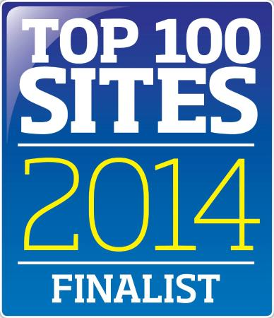 Thriftwood Holiday Park: Top 100 Sites Finalist