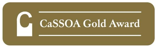 Thriftwood Holiday Park: CASSOA Gold Award