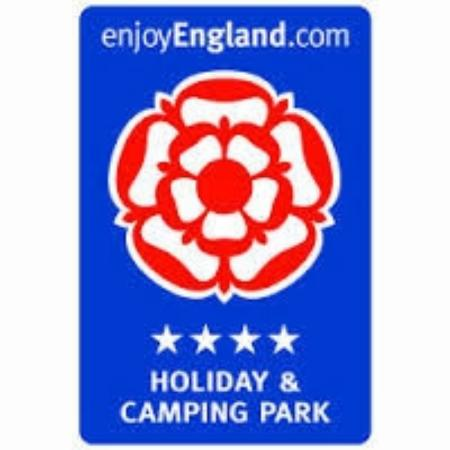 Thriftwood Holiday Park: AA Rosette Award
