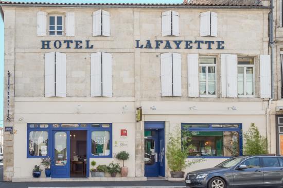 Hotel La Fayette: Exterieur