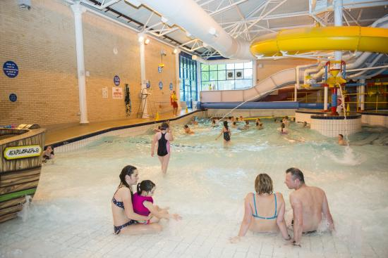 Leisure Pool Picture Of Water Meadows Leisure Centre Mansfield Tripadvisor