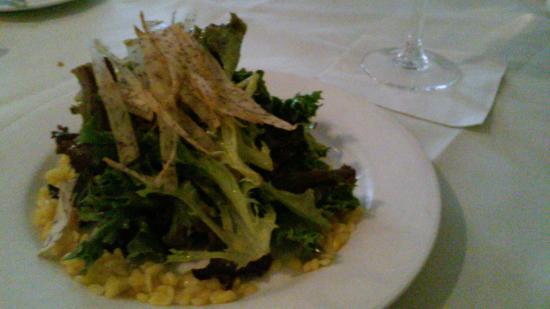 Macungie, PA: Mixed greens salad