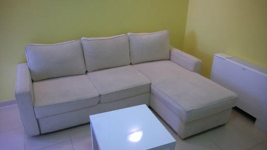 Casa M Rabac : Wohnzimmer