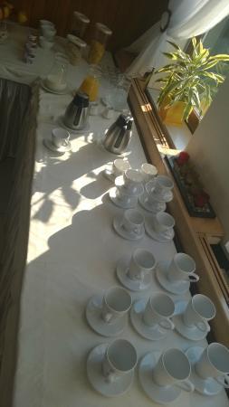 Langelsheim, Germany: Prima ontbijt