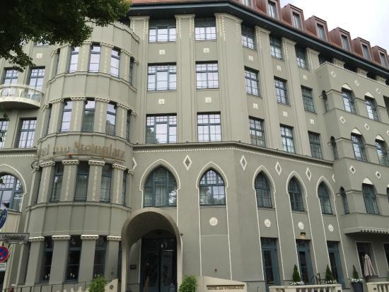 exterior picture of hotel am steinplatz autograph collection berlin tripadvisor. Black Bedroom Furniture Sets. Home Design Ideas