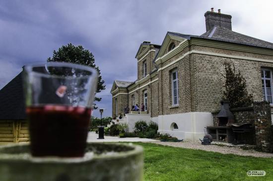 Le Chateau des Lumieres de la Baie de Somme