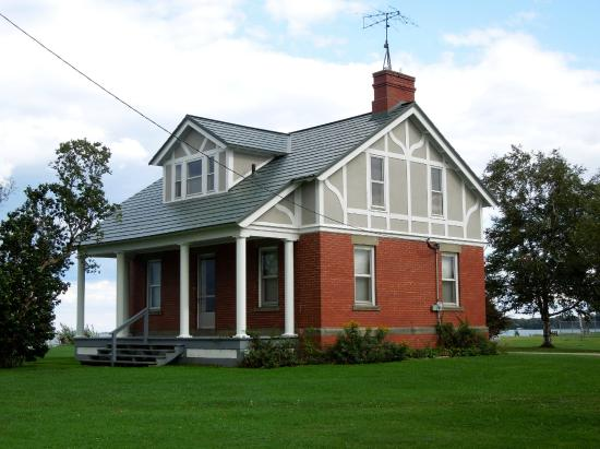 Port Hope, MI: 1908 Assistant Keepers House
