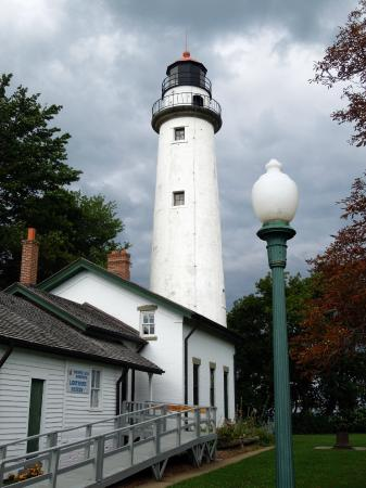 Port Hope, มิชิแกน: Pointe aux Barques Lighthouse