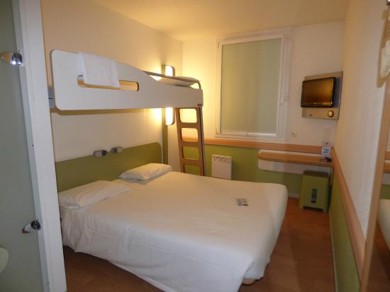 hôtel Ibis Budget CDG Paris Nord 2 - Picture of Ibis ... - photo#21