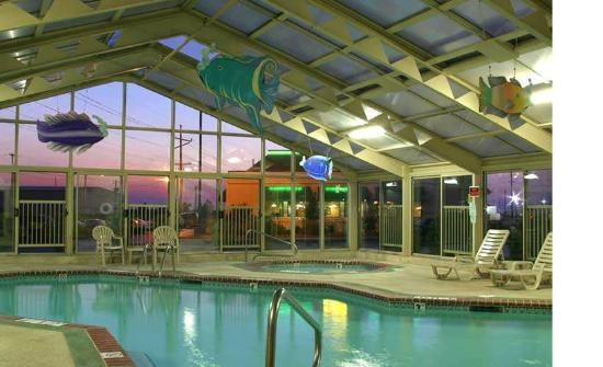 Baymont Inn & Suites Litchfield: Pool