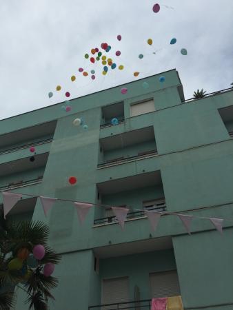 Hotel La Plage: Ferragosto 2015