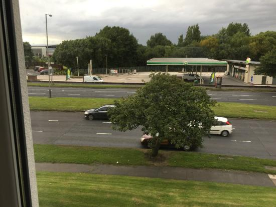 Travelodge Liverpool Stonedale Park: View 2 From Hotel Window