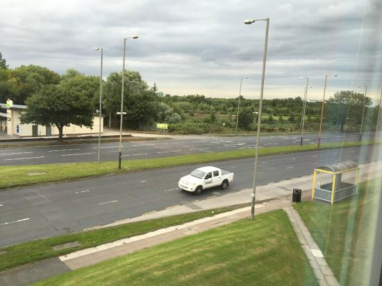 Travelodge Liverpool Stonedale Park: View 4 From Hotel Window