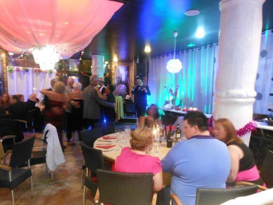 Foto de Luna Blue Lounge Bar