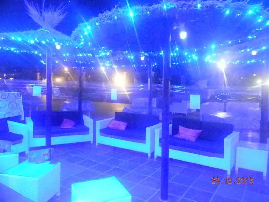 Luna Blue Lounge Bar Photo