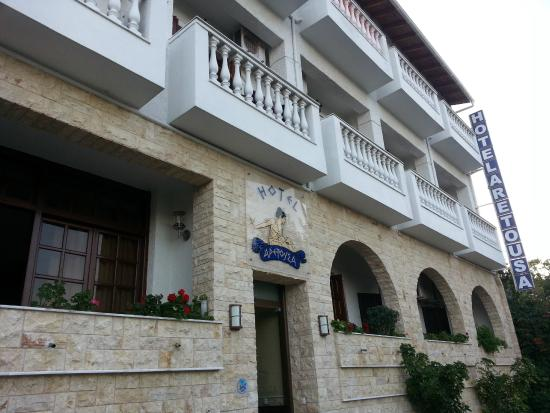 Aretousa hotel updated 2017 reviews price comparison for Skiathos hotels