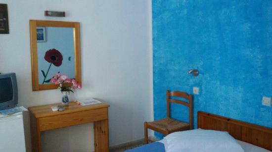 Hotel Dilino: stanza